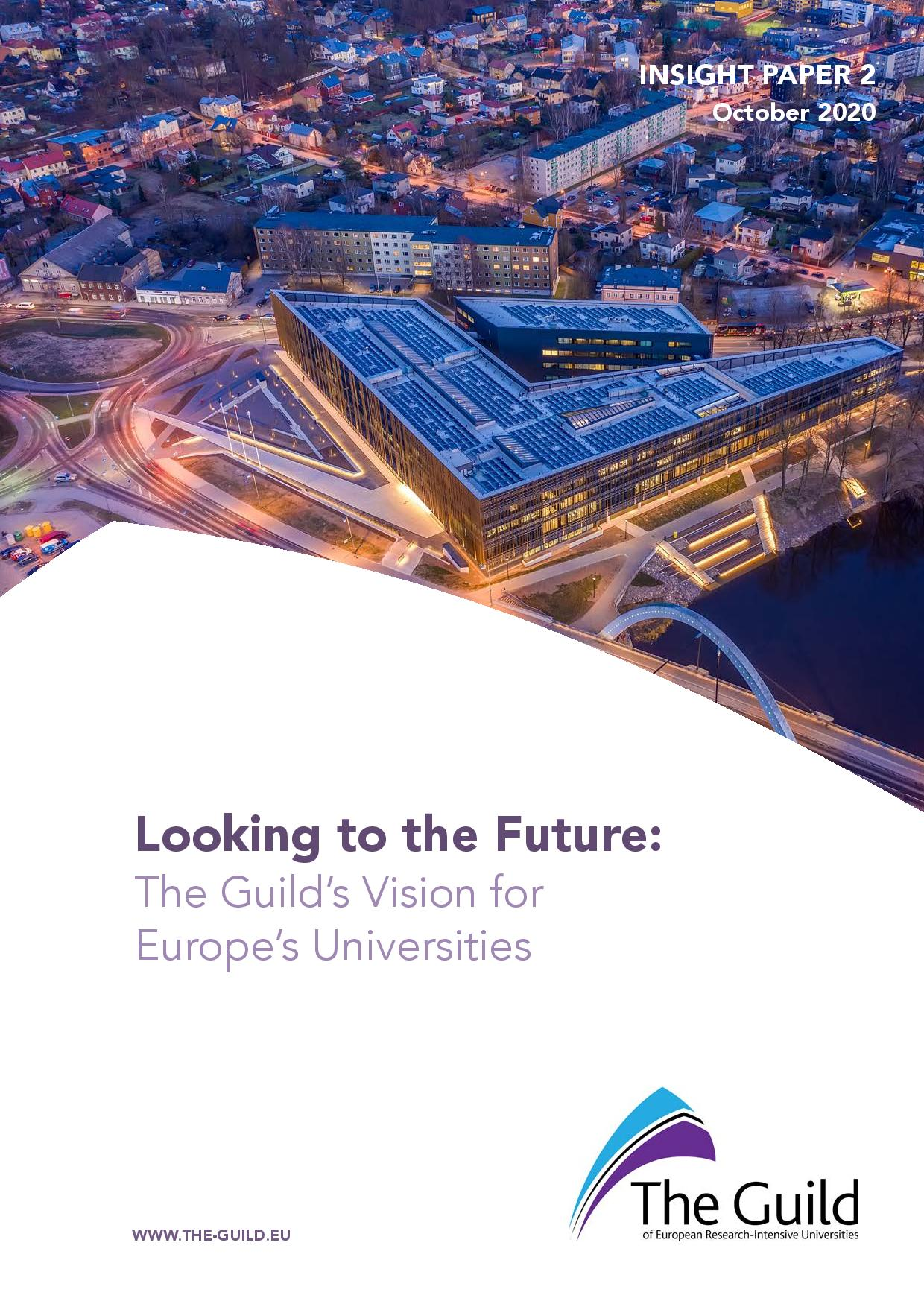 the guild vision for europe universities
