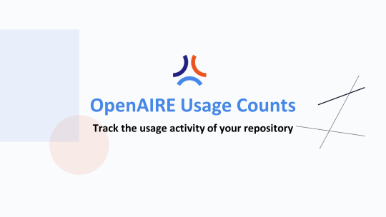 OpenAIRE week provide session
