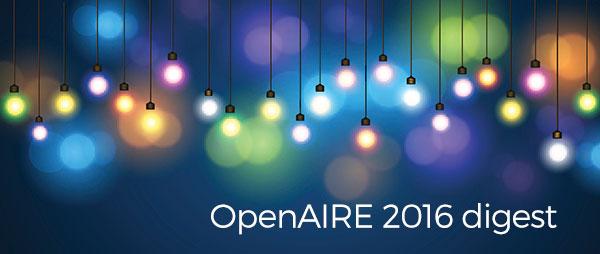 OpenAIRE XMAS 2016
