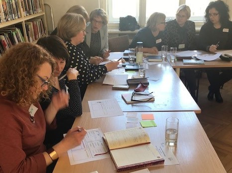 FOSTER training events revisiting Lithuania