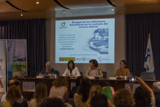 National workshop about the role of Biomedical libraries in the context of Open Access (Madrid, Spain)