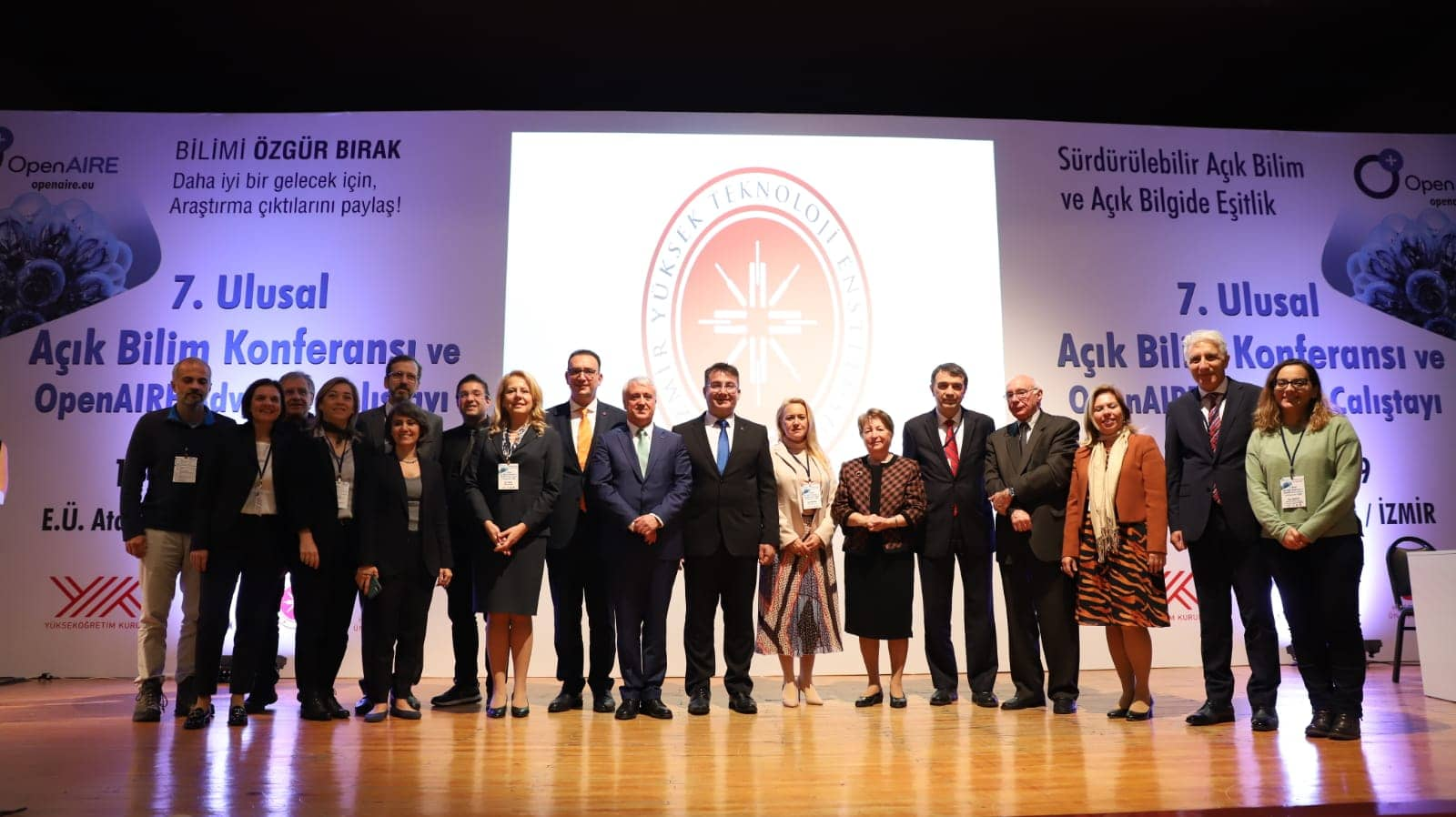 Sustainable Open Science and Equity in Open Knowledge in Turkey: The 7th National Open Science Conference and OpenAIRE Advance Workshop