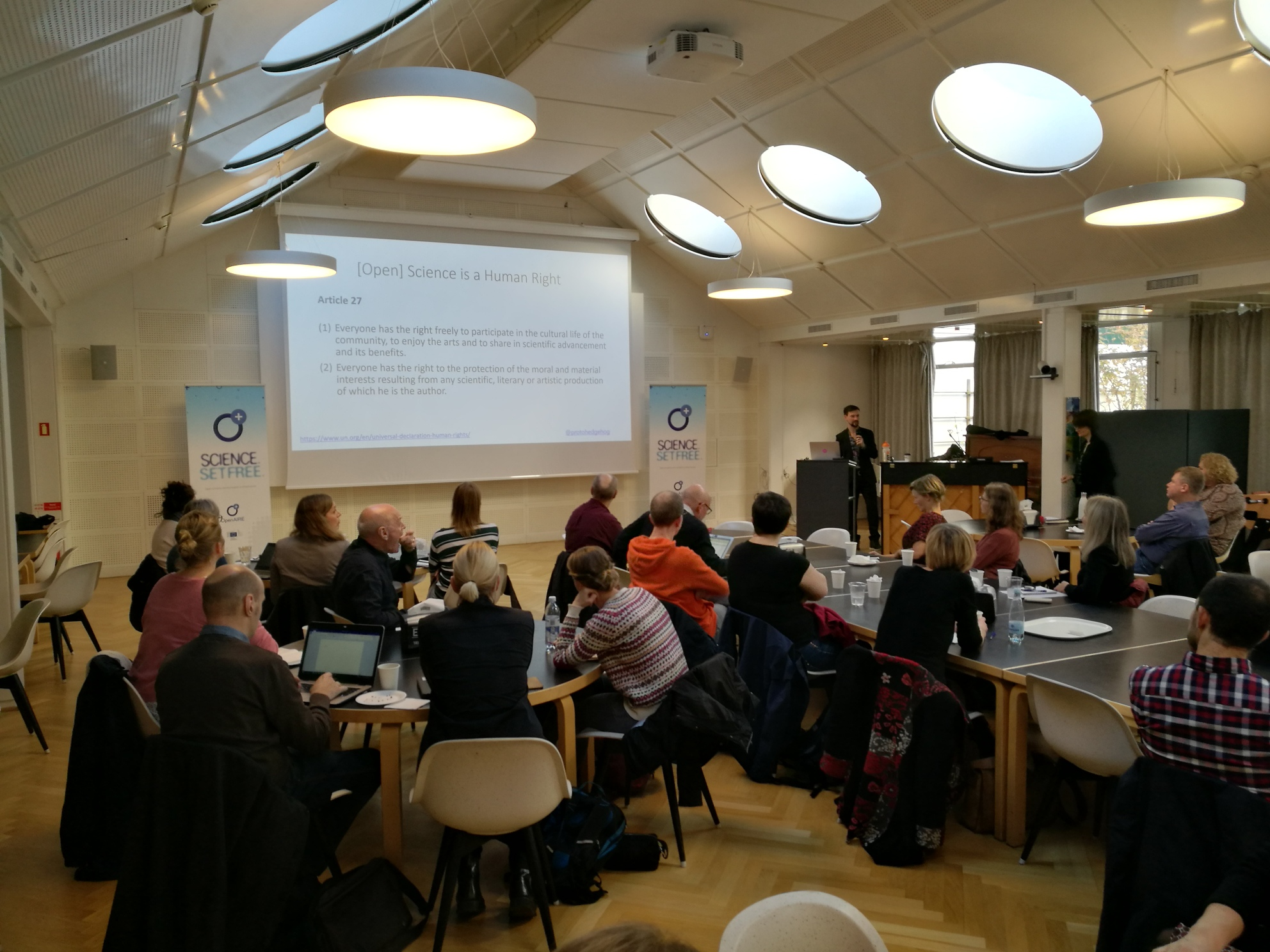 Focus on Open Science - National workshop in Denmark