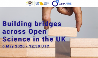 Building bridges across Open Science in the UK: The RDA UK/OpenAIRE Advance Joint Workshop