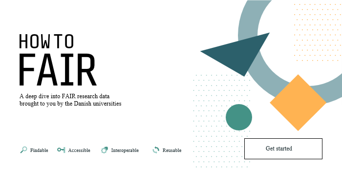 New educational website on FAIR research data released
