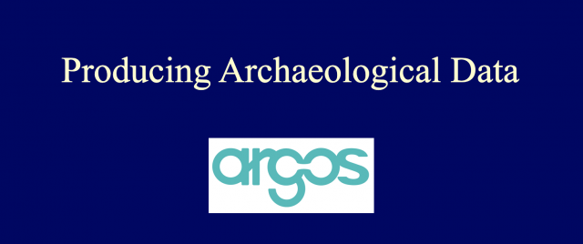 DMPs for Research Communities: Argos for ARIADNEplus