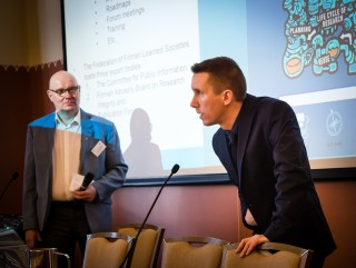 The open science jungle and ways out of it – OpenAIRE event in Helsinki