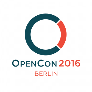 OpenCon 2016 Berlin: Advancing Openness in Research and Education