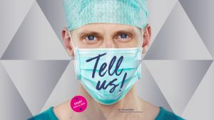 "Opening up Research on Accidential Injuries — ""Tell us!"" project starts 8th of May 2018"