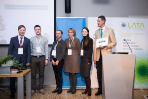 Latvian NOAD receives 'Most Open Institution' award at LATA conference