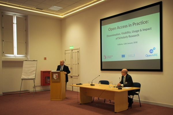 Open Access in Practice: Dissemination, Visibility, Usage & Impact of Scholarly Research
