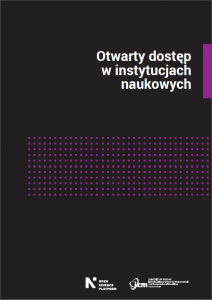 """Open Access and research institutions in Poland"""