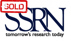 After SSRN: Hallmarks of trust for subject repositories