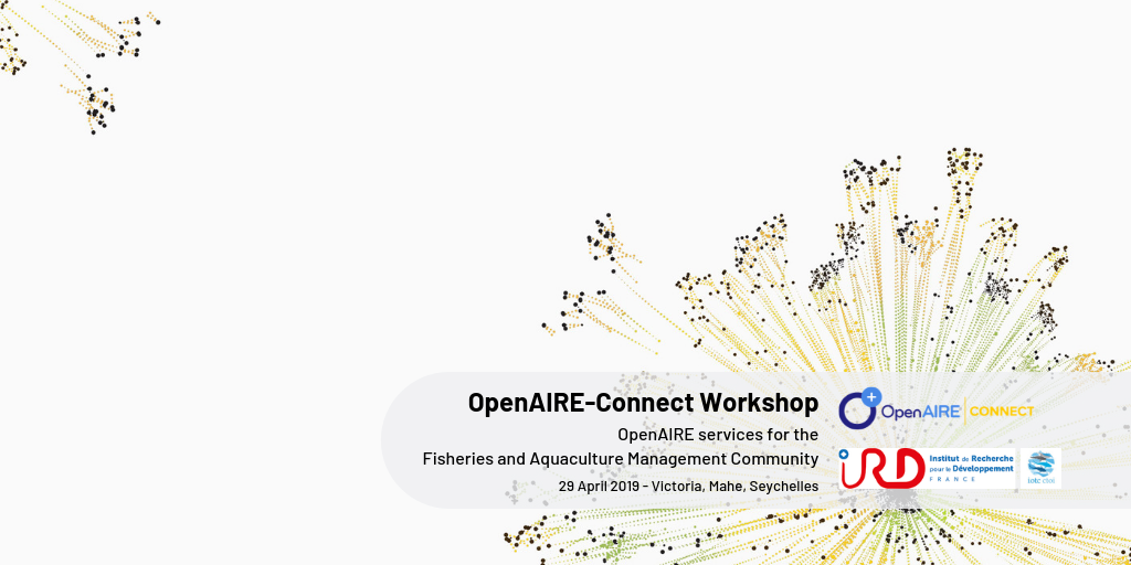 OpenAIRE-Connect Workshop - OpenAIRE & Zenodo: IOTC use case