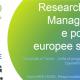 Research Data Management e politiche europee sui dati