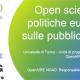 Open Science e il mandato Europeo sull'Open Access relativo alle pubblicazioni
