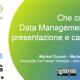 Che cos'è un Data Management Plan: presentazione e casi d'uso