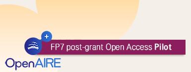 OpenAIRE FP7 post-grant Open Access Pilot