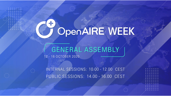 OpenAIRE Week! A user journey in OpenAIRE provide services and interoperability guidelines implementation