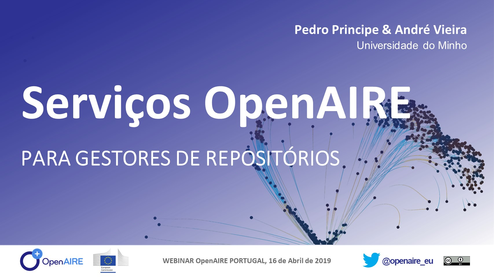 OpenAIRE Services for Repository Managers