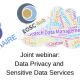 "OpenAIRE - EOSC-hub webinar ""Data Privacy and Sensitive Data Services"""